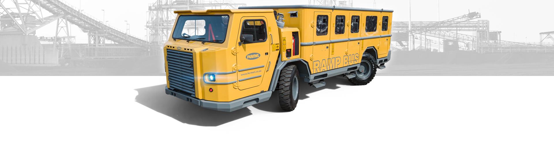 Ramp Bus