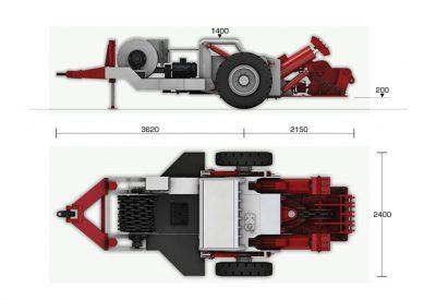 FLP Extractor 300T_Dims